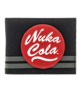 Fallout Nuka Cola Canvas Bi-Fold Wallet