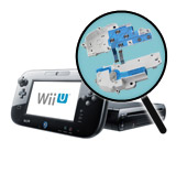 Nintendo Wii U Repairs: Gamepad L + R Button Repair Service