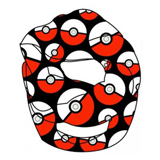 Pokemon Pokeball Infinity Viscose Scarf