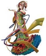 Vocaloid: UTAU Kasane Teto Yoshiwara Lament 1/7 Scale PVC Figure