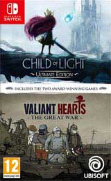 Child of Light & Valiant Hearts Double Pack