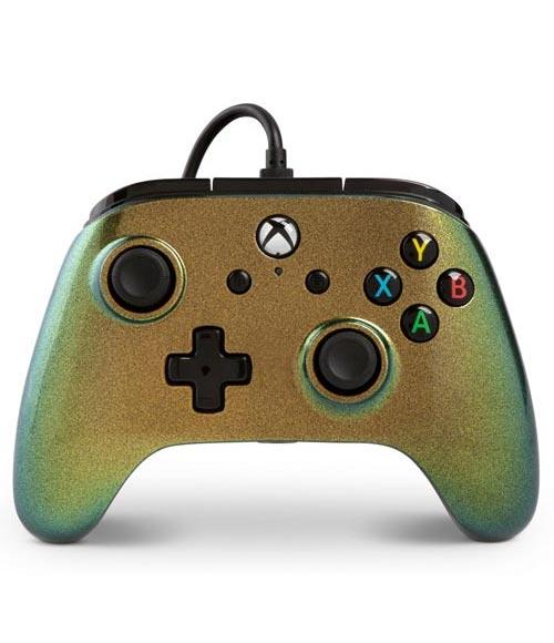 Xbox One Enhanced Wired Controller: Cosmos Nova