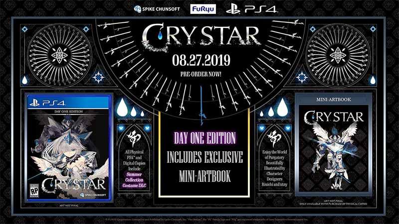CRYSTAR Day One bonus