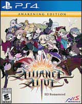Alliance Alive: HD Remastered Awakening Edition