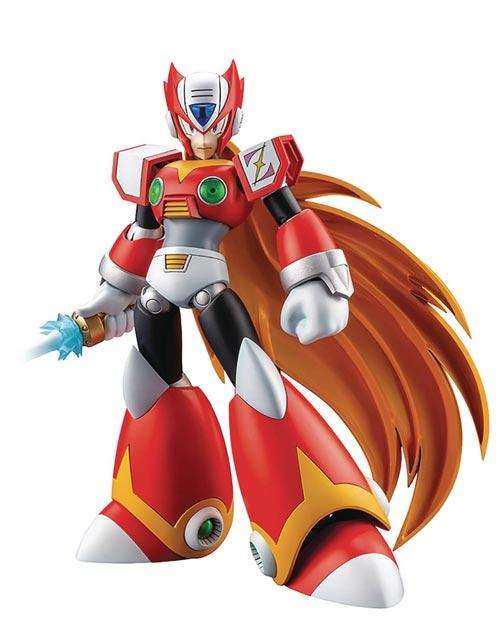 Mega Man X: Zero Classic Version 1/12 Plastic Model Kit