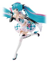Hatsune Miku GT Project: Racing Miku 2019 Side Key 1/7 PVC Figure