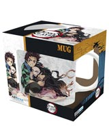 Demon Slayer: Tanjiro & Nezuko 11 oz Mug