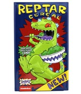 Rugrats Reptar Cereal Box Sour Candy