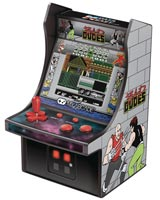My Arcade Bad Dudes 6.75 Inch Micro Player