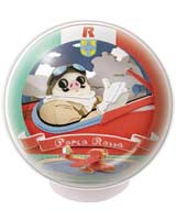 Ghibli Porco Rosso Airplane Piloting Paper Theater Ball