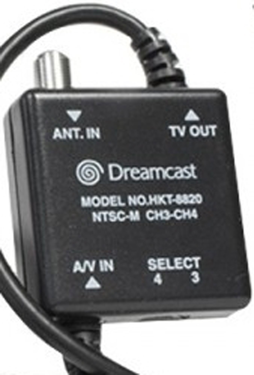 Dreamcast RF Adapter by Sega