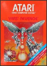 Yars' Revenge (Atari)