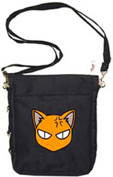 Fruits Basket Kyo Face Black Lucky Pouch Bag