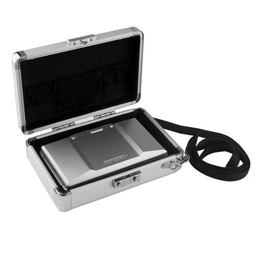 Nintendo DS Aluminum Safe Case by Intec