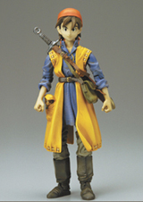 Dragon Quest VIII Hero Action Figure