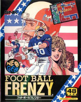 Football Frenzy Neo Geo AES