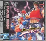 Savage Reign Neo Geo CD
