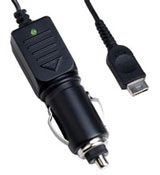 Game Boy Micro Car Charger