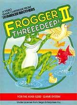Frogger II: Threedeep!