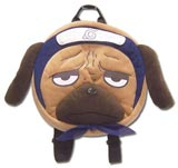Naruto: Pakkun Plush Backpack
