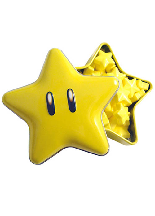 Super Mario Bros Super Star Candy