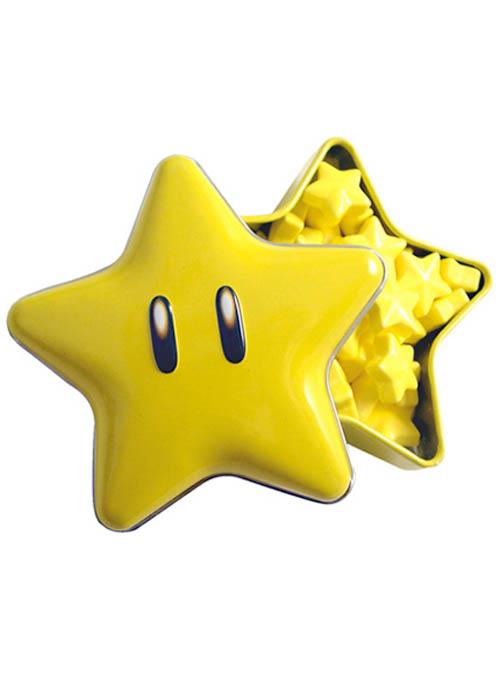 Super Mario Bros. Super Star Candies