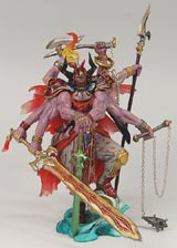 Final Fantasy Master Creatures 3 Gilgamesh