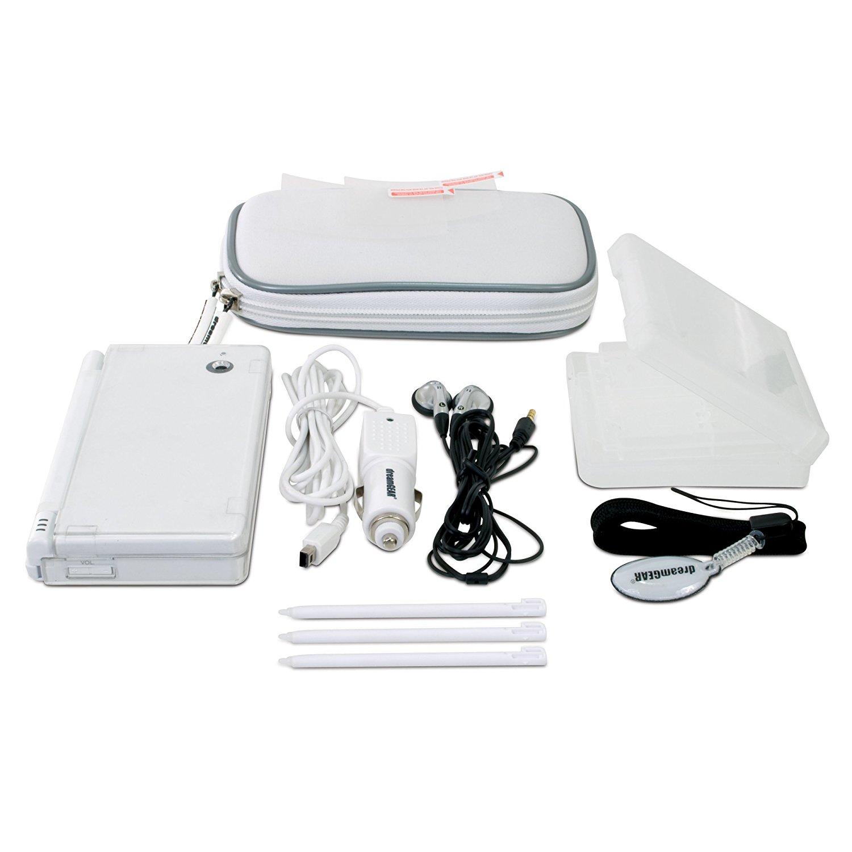 DSi 10-in-1 Starter Kit White by DreamGear