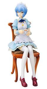 Neon Genesis Evangelion Rei Limited Maid Ver. 1/7 Scale PVC Figure