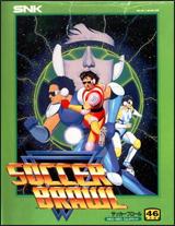 Soccer Brawl Neo Geo AES