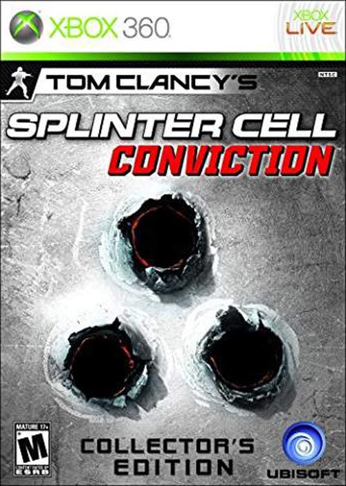 Splinter Cell: Conviction Collector's Edition