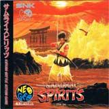 Samurai Spirits Neo Geo CD