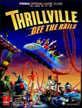 Thrillville Off the Rails: Official Strategy Guide