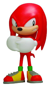 Sonic the Hedgehog Classic 5-inch Knuckles Action Figure