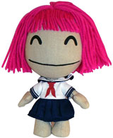 LittleBigPlanet 2 Yukiko Plush