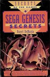 SEGA Genesis Secrets