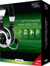 Xbox 360 DreamGEAR Elite Gaming Headset