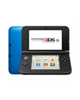 Nintendo 3DS XL System Blue/Black