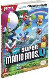 New Super Mario Bros. U Official Strategy Guide by Prima