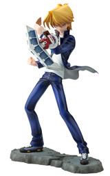 Yu-Gi-Oh! Katsuya Jonoichi ArtFX-J Statue