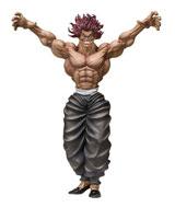 Baki Son of Ogre: Yujiro Hanma Figuarts ZERO Figure