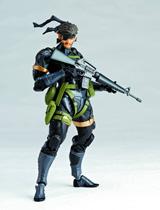 Revoltech Yamaguchi Metal Gear Solid: Peace Walker Snake Action Figure