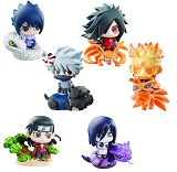 Naruto: Ninja Wars Petit Chara Land 6pc Blind Mystery Box