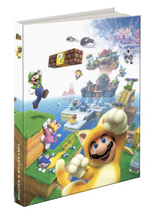 Super Mario 3D World Collector's Edition Official Game Guide