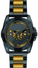 Legend of Zelda Triforce Wrist Watch