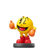 amiibo PAC-MAN Super Smash Bros.