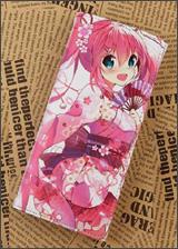 Hatsune Miku Sakura Vocaloid Long Wallet