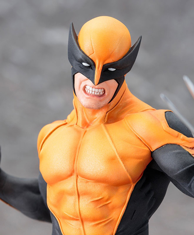 Marvel Now Wolverine 1/10 Scale Statue