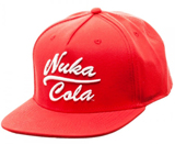 Fallout Nuka Cola Red Snapback Cap