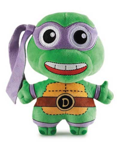 Teenage Mutant Ninja Turtles Phunny Donatello Plush